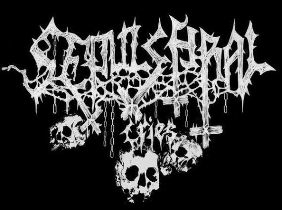 Sepulchral Cries - Logo