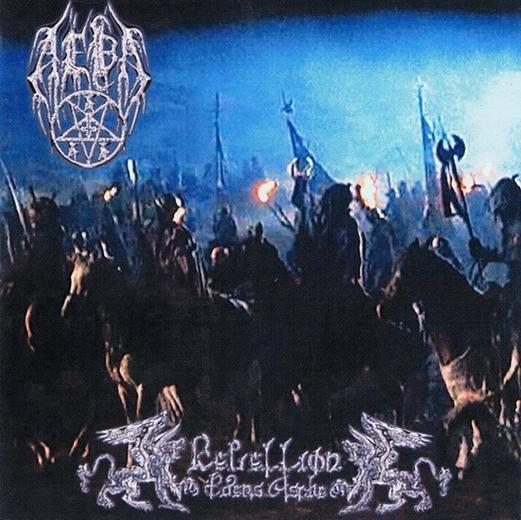 Aeba - Rebellion - Edens Asche