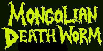 Mongolian Death Worm - Logo