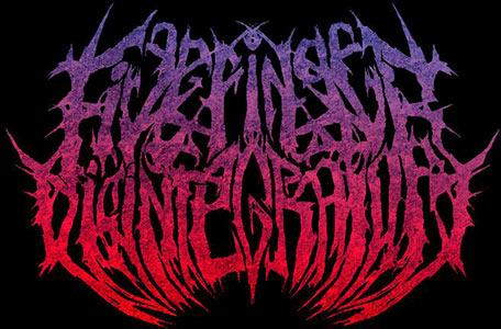 Five Finger Disintegrator - Logo