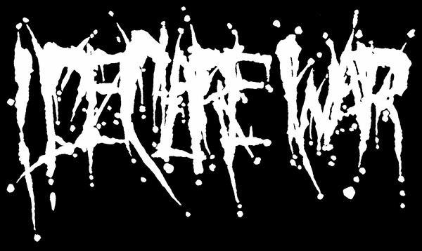 I Declare War - Logo