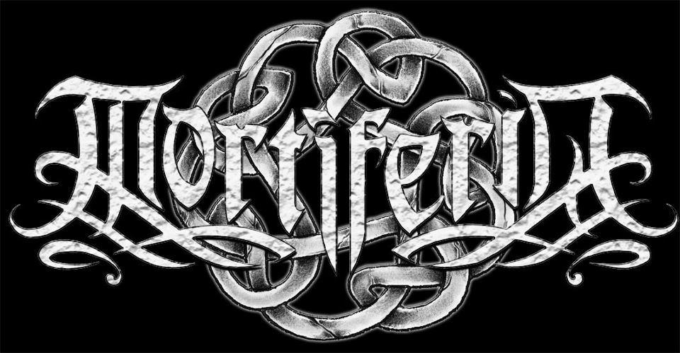 Mortiferia - Logo