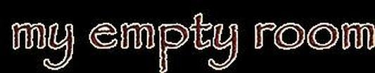 My Empty Room - Logo