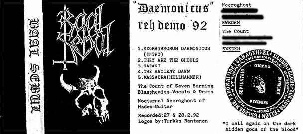 Baal Sebul - Daemonicus