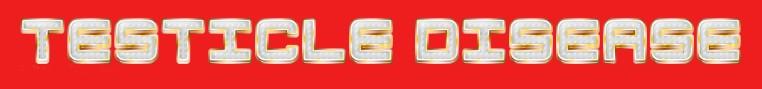 Testicle Disease - Logo
