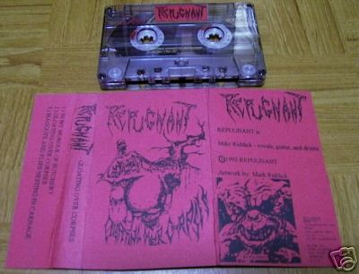 Repugnant - Gloating over Corpses