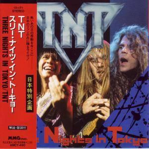 TNT - Three Nights in Tokyo