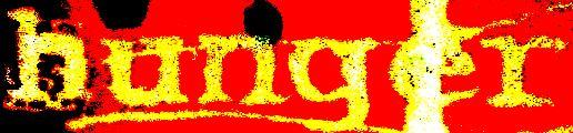 Hunger - Logo