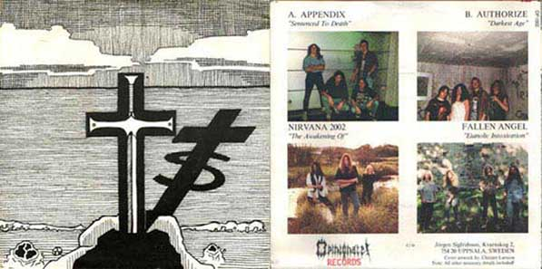 Fallen Angel / Authorize / Nirvana 2002 / Appendix - Appendix / Nirvana 2002 / Authorize / Fallen Angel