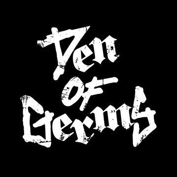 Den of Germs - Logo