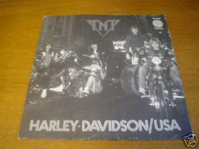 TNT - Harley Davidson
