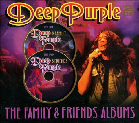 Deep Purple - The Family & Friends Albums