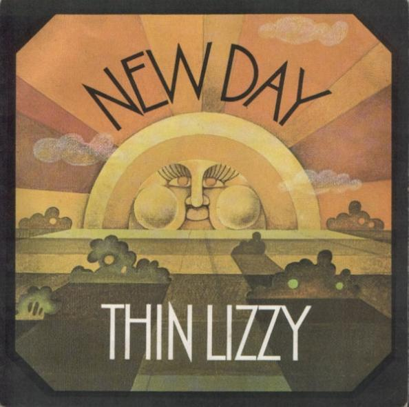 Thin Lizzy - New Day