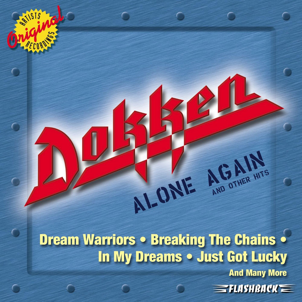 Dokken - Alone Again and Other Hits