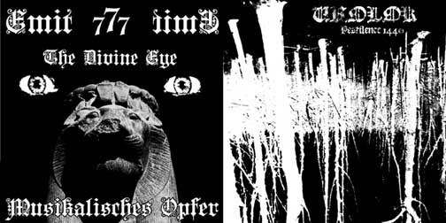 Vrolok / Emit - The Divine Eye - Musikalisches Opfer / Pestilence 1440