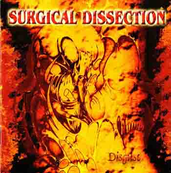 Surgical Dissection - Disgust
