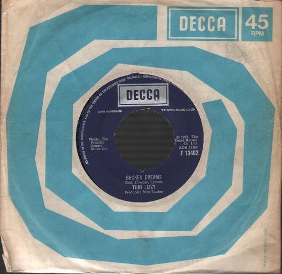 Thin Lizzy - Randolph's Tango