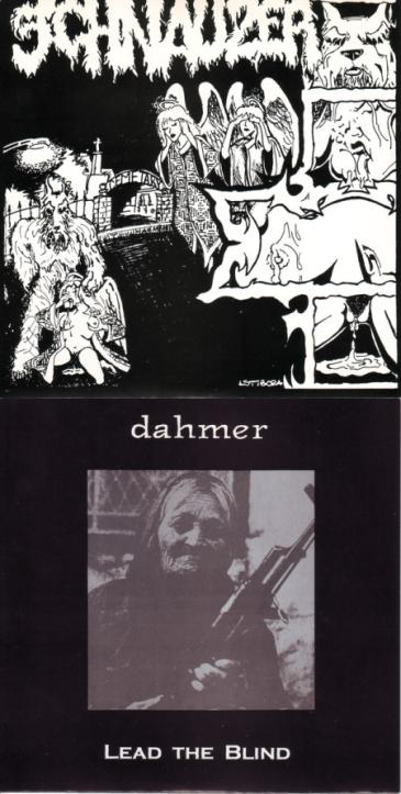 Schnauzer / Dahmer - Untitled / Lead the Blind