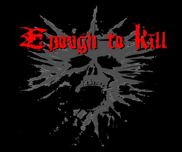 Enough to Kill - Logo