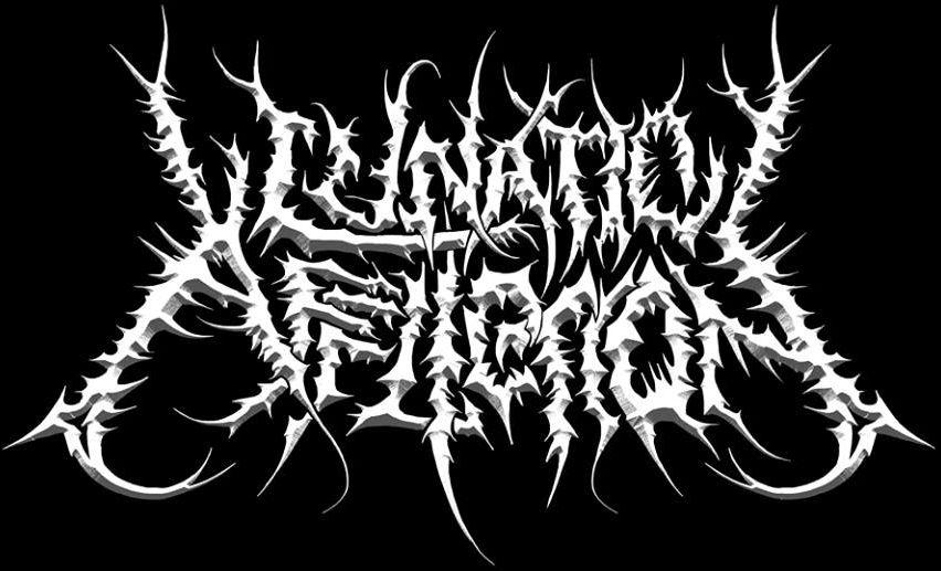 Lunatic Affliction - Logo