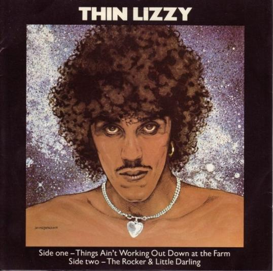 Thin Lizzy - Things Ain't Working Out Down at the Farm