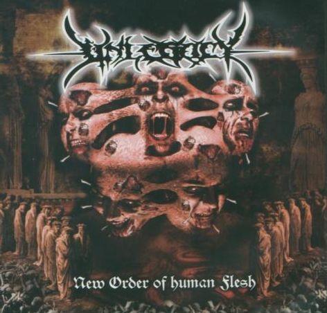 Unlegacy - New Order of Human Flesh