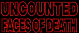 Uncounted Faces of Death - Logo