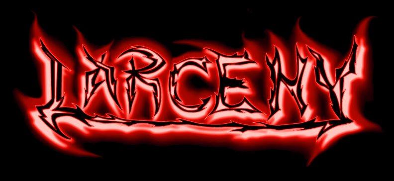 Larceny - Logo