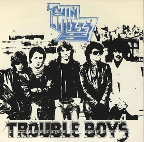 Thin Lizzy - Trouble Boys