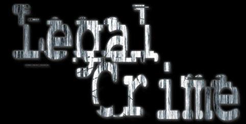 Legal Crime - Logo