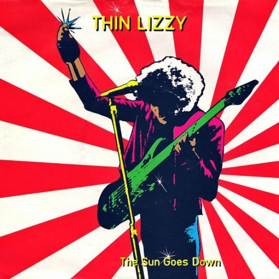 Thin Lizzy - The Sun Goes Down