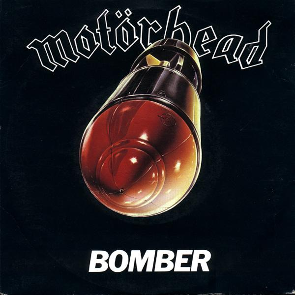 Motörhead - Bomber c/w Over the Top