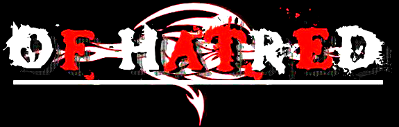 Of Hatred - Logo