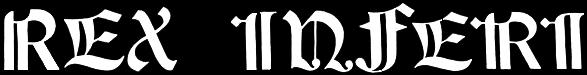 Rex Inferi - Logo