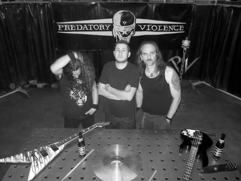 Predatory Violence - Photo