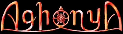 Aghonya - Logo