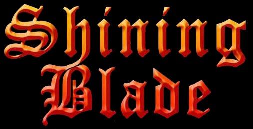 Shining Blade - Logo