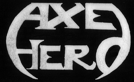 Axe Hero - Logo