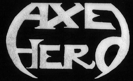 Axe Hero - Logo
