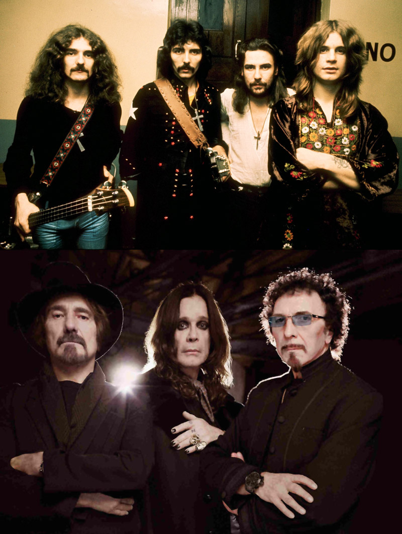 Black Sabbath - Photo